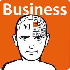 A psychology model - the business section of the brain