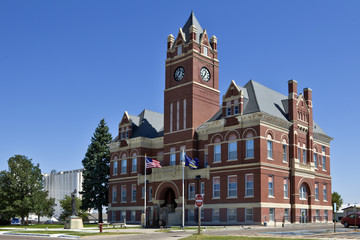 Thomas County Courthouse, Colby, Kansas