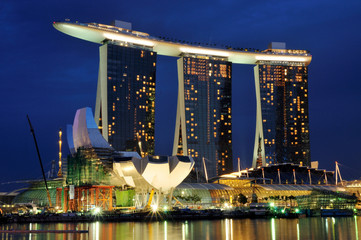 Golden Marina Bay Sands Hotel and Integrated Resort