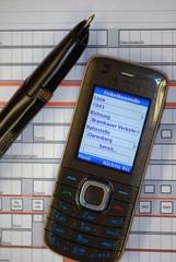 Daten lesen mit dem Mobiltelefon