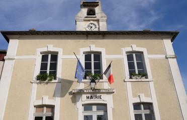 France, mairie d'Andelu