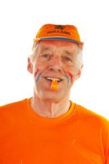 Dutch supporter