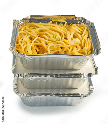Chinese food - take away boxes