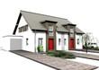 3d Doppelhaus