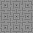 geometric ornament.vector seamless pattern