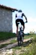 mountain-biker