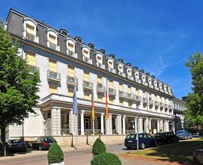 Das Hotel Steigenberger in Bad Pyrmont