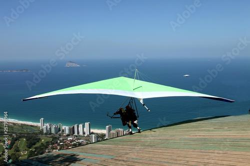 Leinwanddruck Bild Rio de Janeiro