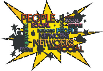 social networks - social people