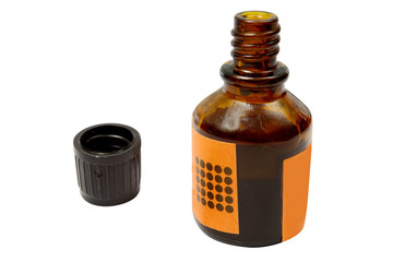 iodine bottle
