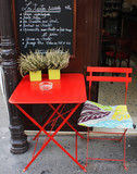 Fototapeta café parisien
