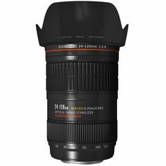 Professional zoom lens