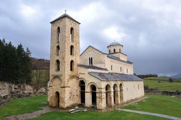 Serbian Orthodox Monastery Sopocani