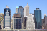 lower Manhattan Skyline, New York City - 25811521