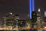 Lowers Manhattan Skyline and the Towers Of Lights - 25811718