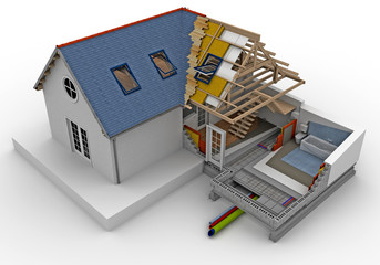 Construction house pro 1