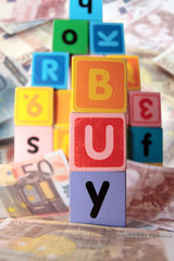 buy in toy play block letters with path