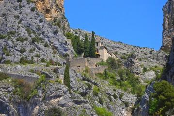 Monastère de Moustiers Sainte Marie 1