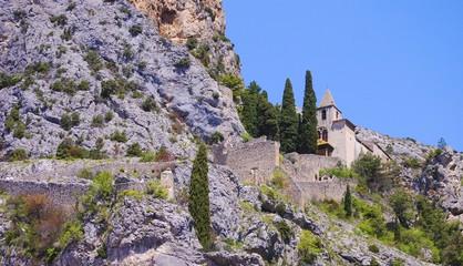 Monastère de Moustiers Sainte Marie 5