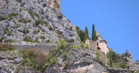 Monastère de Moustiers Sainte Marie 6