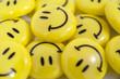 pile of smileys