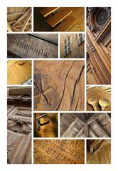 Bois menuiserie ébénisterie bricolage artisan ossature