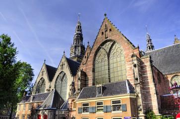 Amsterdam (Netherlands) - Oude Kerk