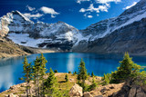 Fototapety Lake McArthur, Yoho National Park