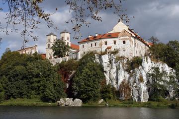 Benedictine Abbey in Tyniec near Cracow, Poland