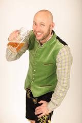 Lederhose und Bier