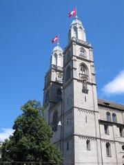 Grossmuenster Zurich