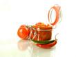 Tomaten-Paprika-Chutney