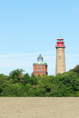 Zwei Leuchttürme - Two Light Houses