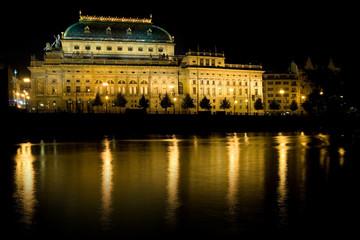 Czech national theatre