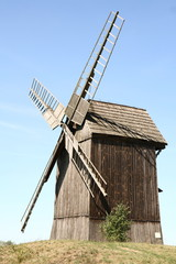 Antique trestle type Windmill (19th century)