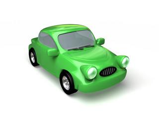 Toon car.