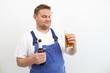 Jetzt ein schönes Glas Bier