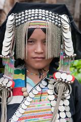 Akha Pixo Group in Laos