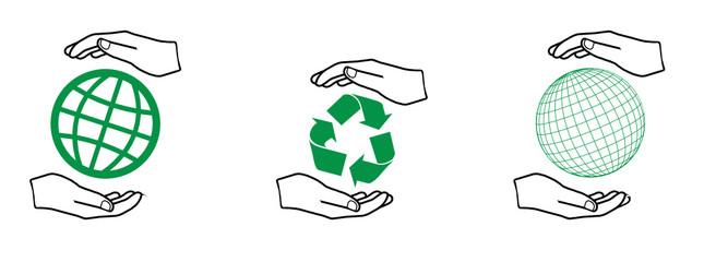 icones environnement