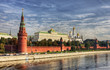 view of the Kremlin Embankment