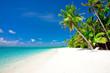 Leinwanddruck Bild - Holiday Paradise