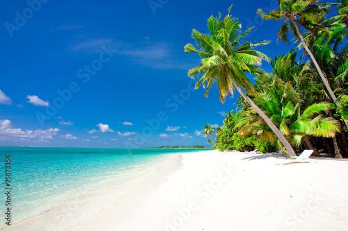 Leinwanddruck Bild Holiday Paradise