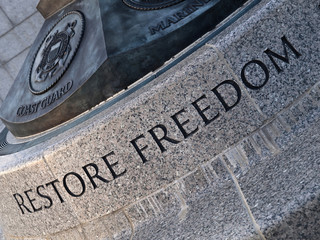 Restore Freedom Carving