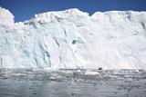 Fototapete Gletscher - Bergen - Naturlandschaft