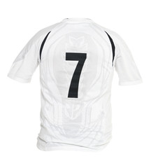 Football shirt with number 7