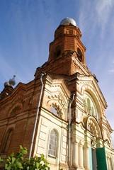 The Ukrainian church