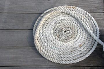 Cordage de marin