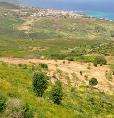 littoral algerien...kabylie