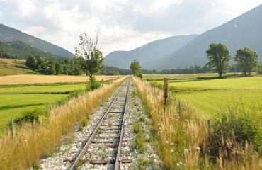 ligne de chemin de fer 1