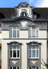 Hamburg - Eppendorf - Jugendstil 009